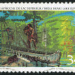 Stamp printed by Canada — Stock Photo #5816978