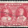 Stamp printed by Canada — Stock Photo #5837892