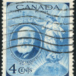 Postage stamp — Stock Photo #5837919