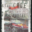 Postage stamp — Stockfoto #5837923