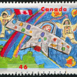 Poststamp — Stock Photo #5838000