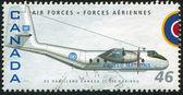 Poststamp — Stockfoto