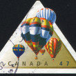 Stamp printed by Canada — Stock Photo #5863740