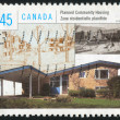Postage stamp — Stock Photo #5863757