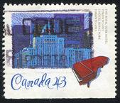 Postage stamp — Stok fotoğraf