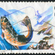 Postage stamp — Stock Photo #5965212