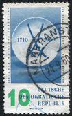 Poststamp — Стоковое фото