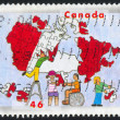 Postage stamp — Stock Photo #6017533