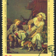 Postage stamp — Stock Photo #6017588