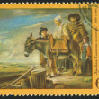 Postage stamp — Stock Photo #6017621