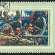 Postage stamp — Stock Photo #6017637