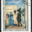 Postage stamp — Stock Photo #6017686