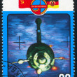 Postage stamp — Stock Photo #6017728