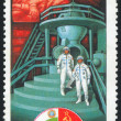 Postage stamp — Stock Photo #6017756