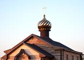 Russian church — Stock Photo