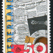 Postage stamp — Stock Photo #6085331