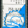 Postage stamp — Stock Photo #6085504