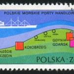Postage stamp — Stock Photo #6085546