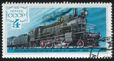 機関車 — ストック写真