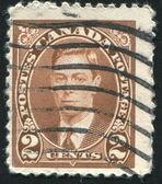 Znaczek pocztowy. — Zdjęcie stockowe