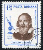 Galileo galilei — Foto Stock