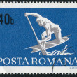 Poststamp sport - Stock Photo