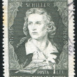 Stock Photo: Friedrich Schiller