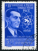Frederic Joliot Curie — Stock Photo
