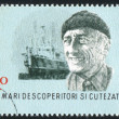 Jacques Cousteau - Foto Stock