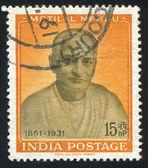 Motilal nehru — Foto de Stock