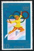 Winter Olympic Games — Stockfoto