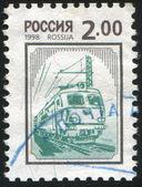 Tren — Foto de Stock