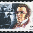 Franz Schubert — Stock Photo