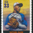 Satchel Paige - Stock Photo