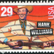 Hank Williams — Stock Photo