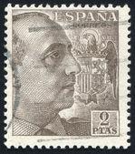 Francisco Franco — Stock Photo