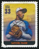 Satchel Paige — Stock Photo