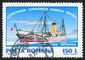 Steamship — Stock Photo