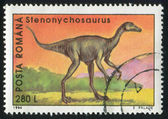 Stenonychosaurus — Stock Photo