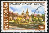 Mihai Voda Monastery — Stock Photo