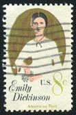 Emily Dickinson — Stock fotografie