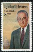 Lyndon Johnson — Stock Photo