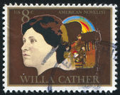 Willa cather — Foto Stock