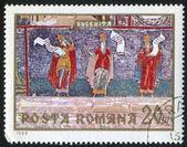 Tres profetas — Foto de Stock