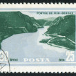 Stock Photo: Stamp printed by Romania