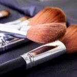 Cosmetic brush set — Stock Photo #6106262