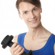 Fitness instructor — Stock Photo #6106532