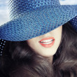 Summer hat — Stock Photo #6472653