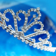 Brilliant diadem - Stock Photo