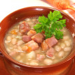 White beans — Stock Photo